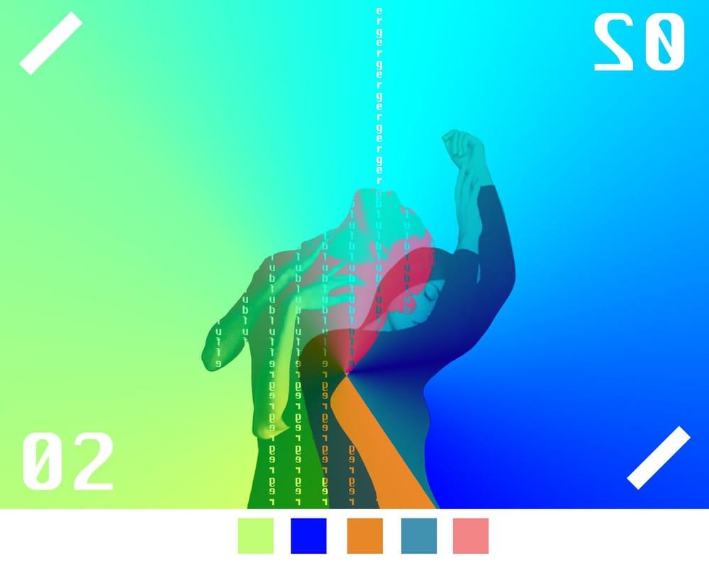 Colour Experiments - image 2 - student project