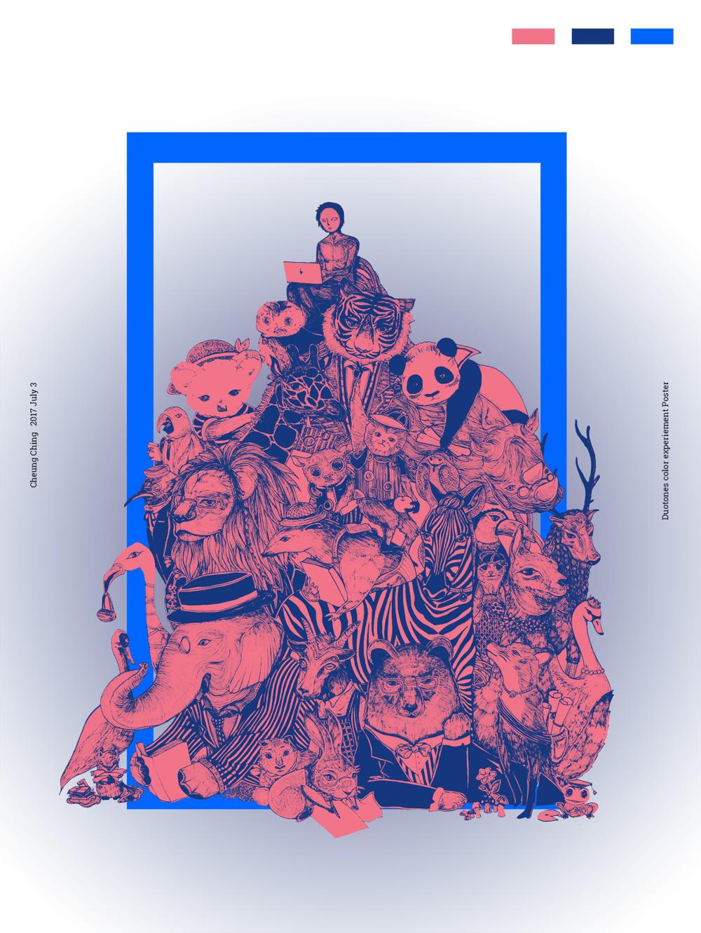 Colour Experiments - image 15 - student project