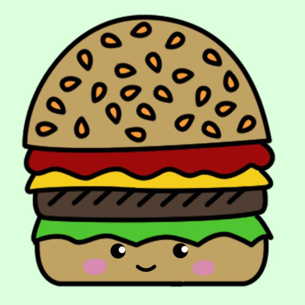 Burger Menu ... kinda? - image 1 - student project