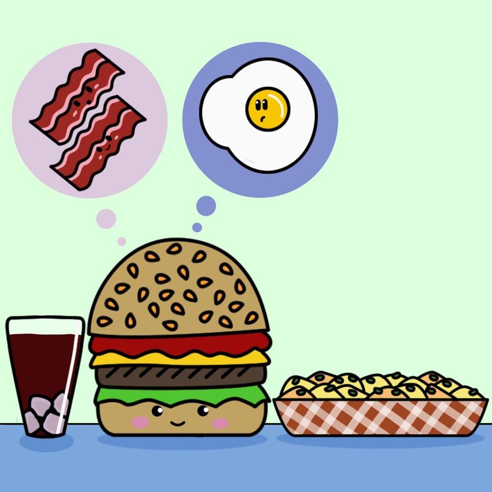 Burger Menu ... kinda? - image 5 - student project