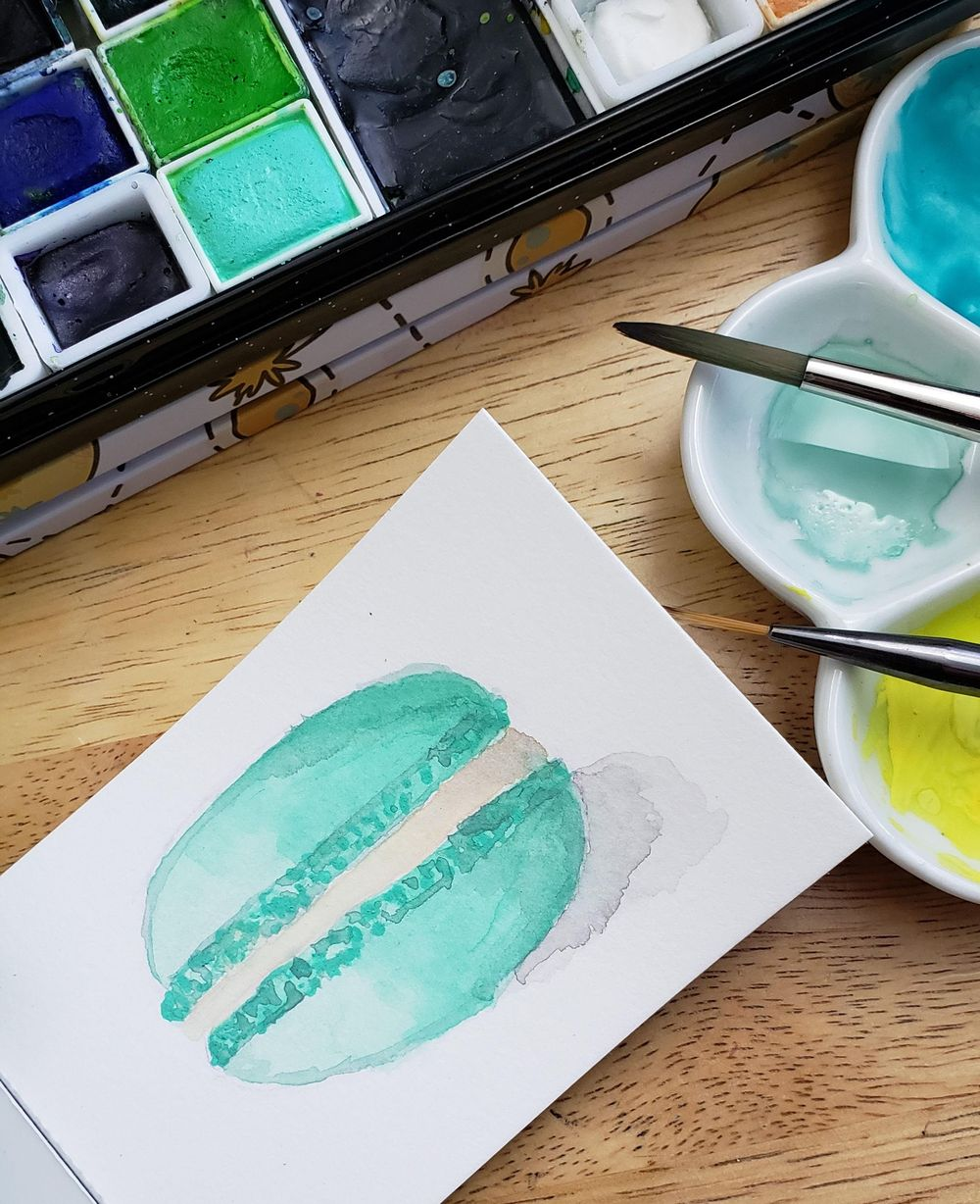 Macaroon Class with Disha - image 1 - student project
