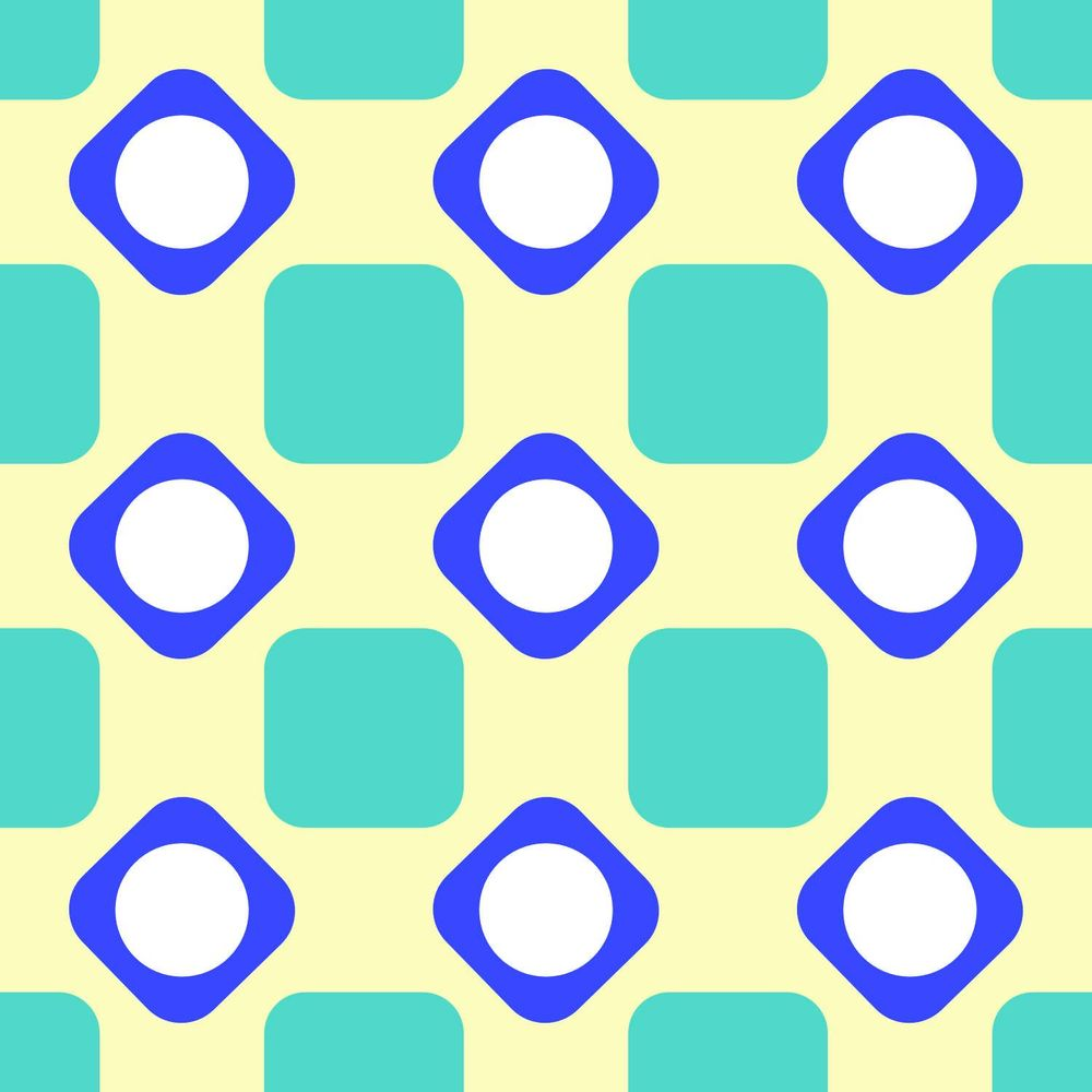 A simple tile pattern - image 1 - student project