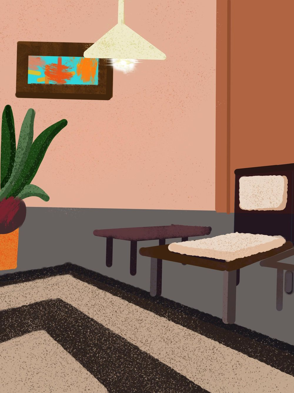 Practice Room - image 1 - student project