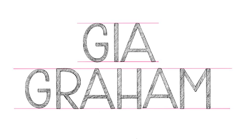 Gia: Glypic Serif & San Serif - image 2 - student project