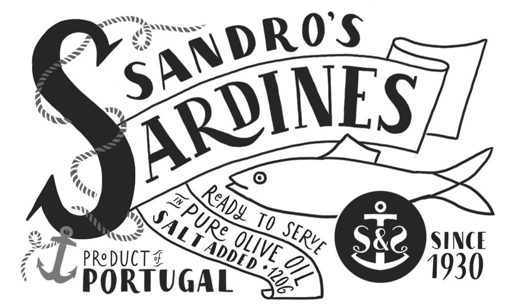 Sardines packaging - image 14 - student project