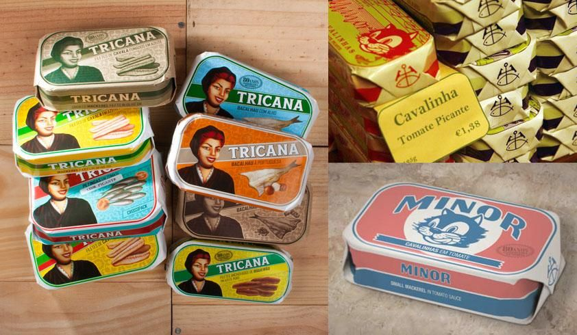 Sardines packaging - image 1 - student project