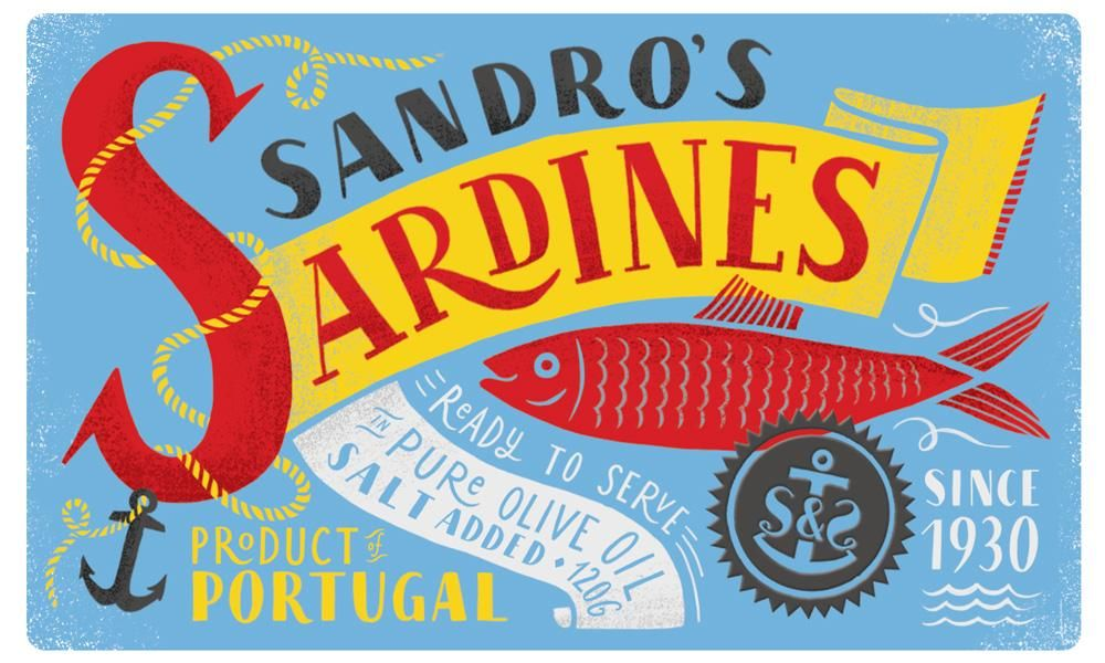 Sardines packaging - image 18 - student project