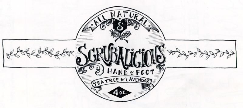 Scrubalicious Hand & Foot Therapy - image 4 - student project
