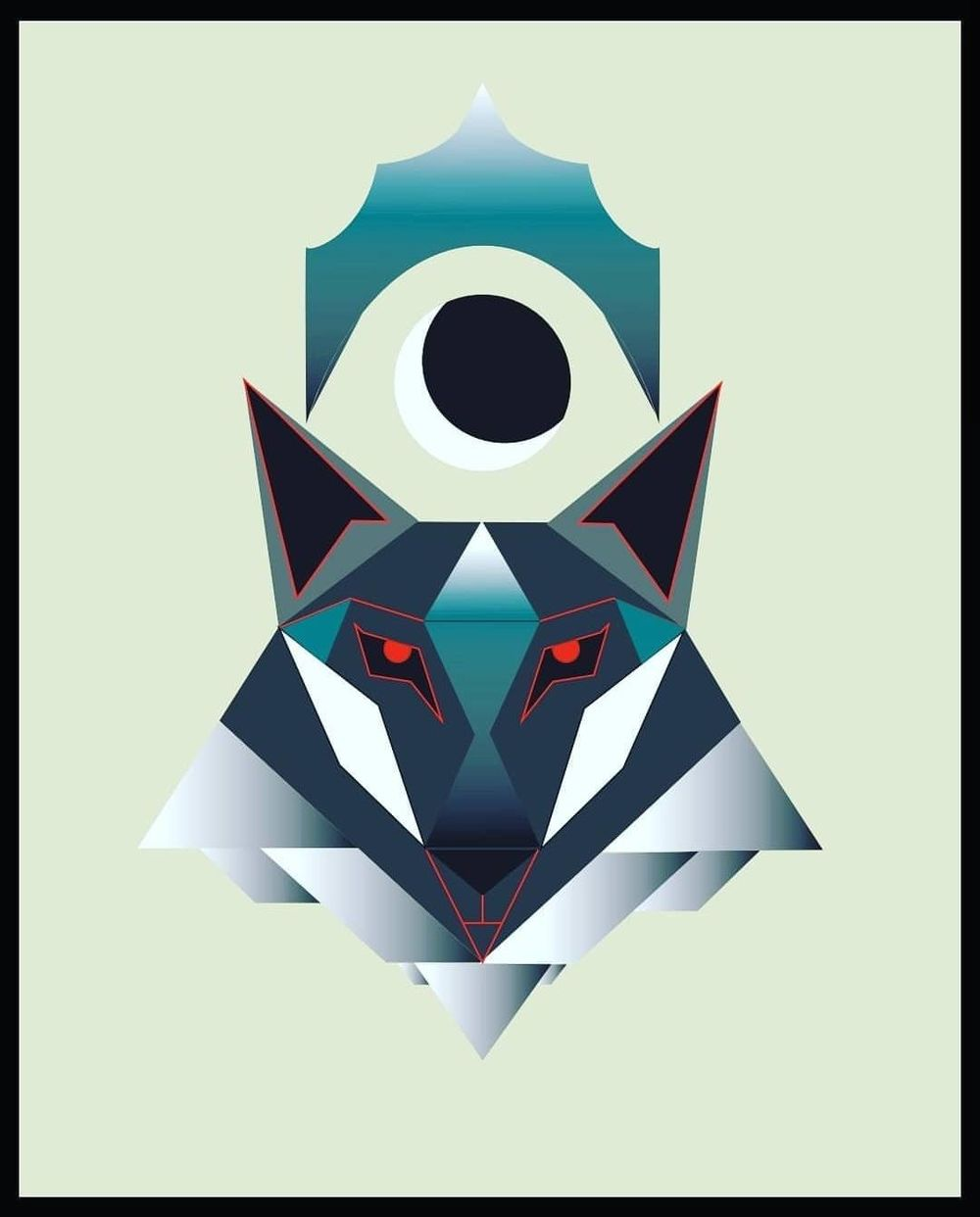 The Lone Wolf - image 1 - student project