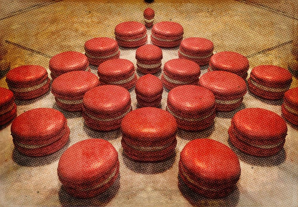 Macarons for the Ages - image 1 - student project