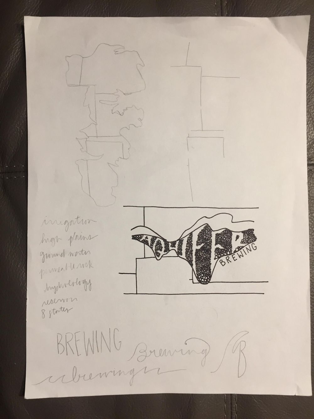 Aquifer Brewing - image 2 - student project