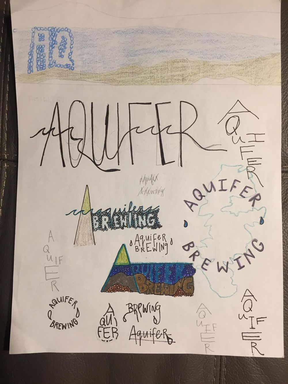 Aquifer Brewing - image 1 - student project