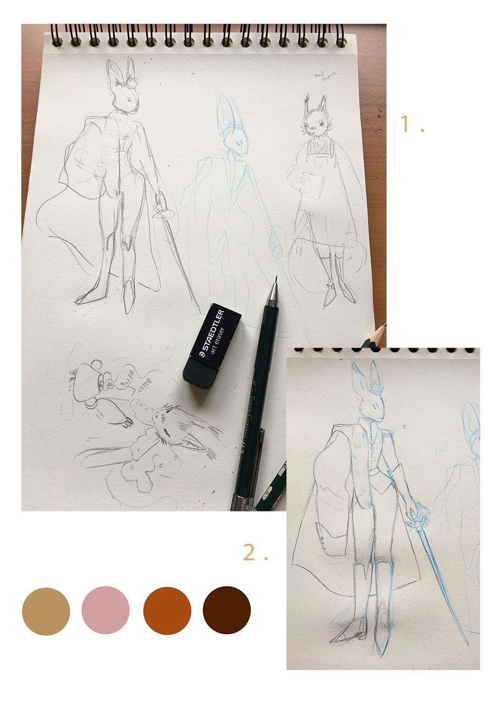 Bunny Prince - image 1 - student project
