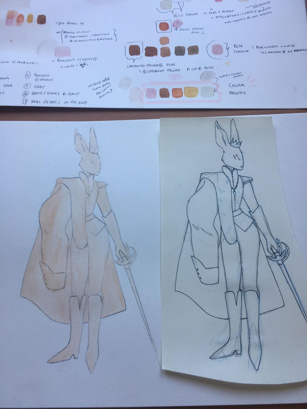 Bunny Prince - image 6 - student project