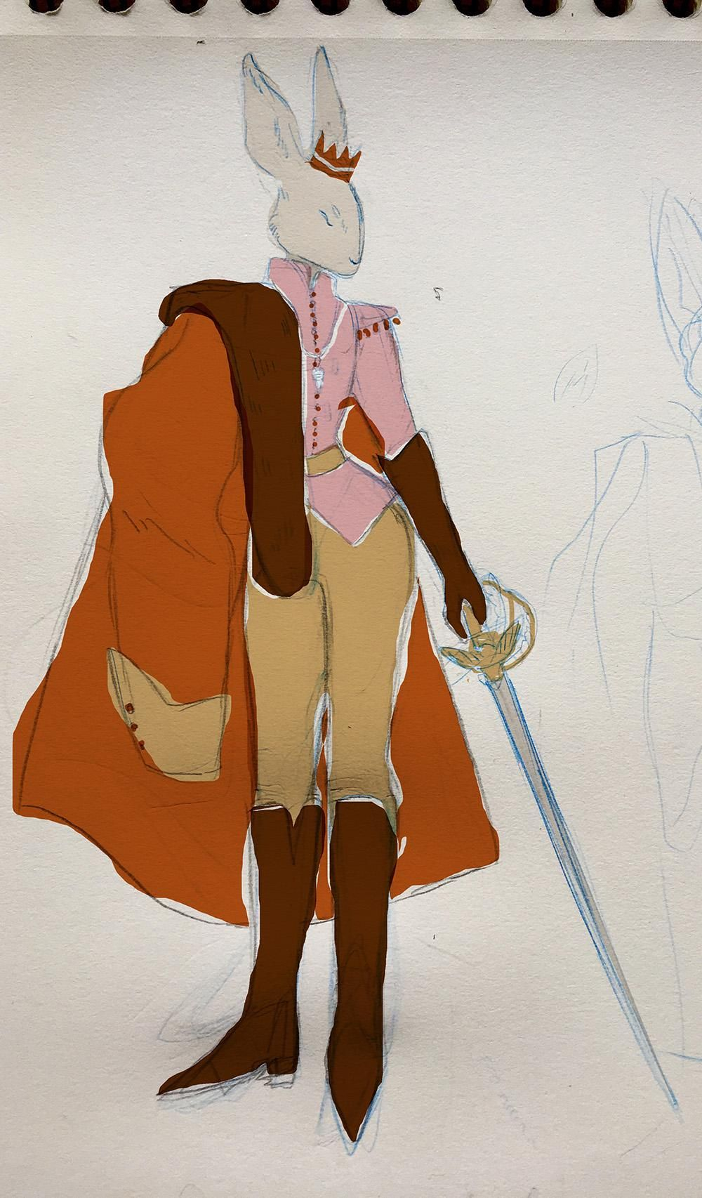 Bunny Prince - image 3 - student project