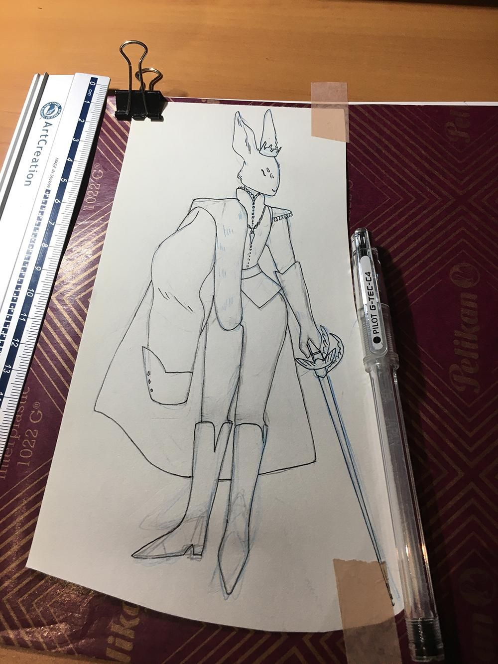Bunny Prince - image 5 - student project