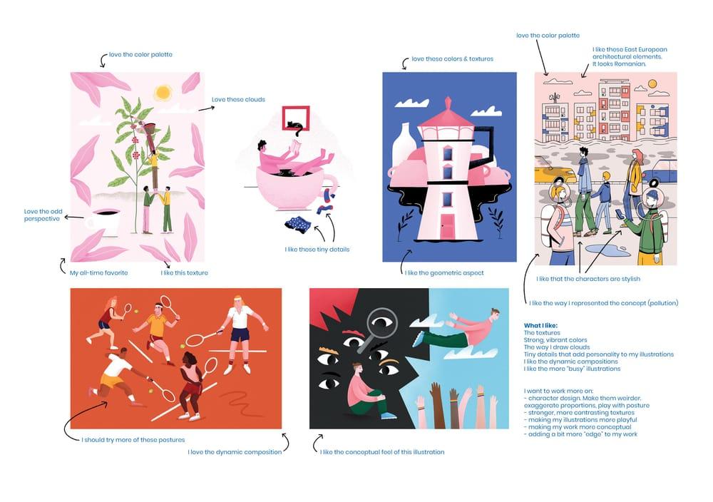 Alex Purcarea - The style class - image 5 - student project