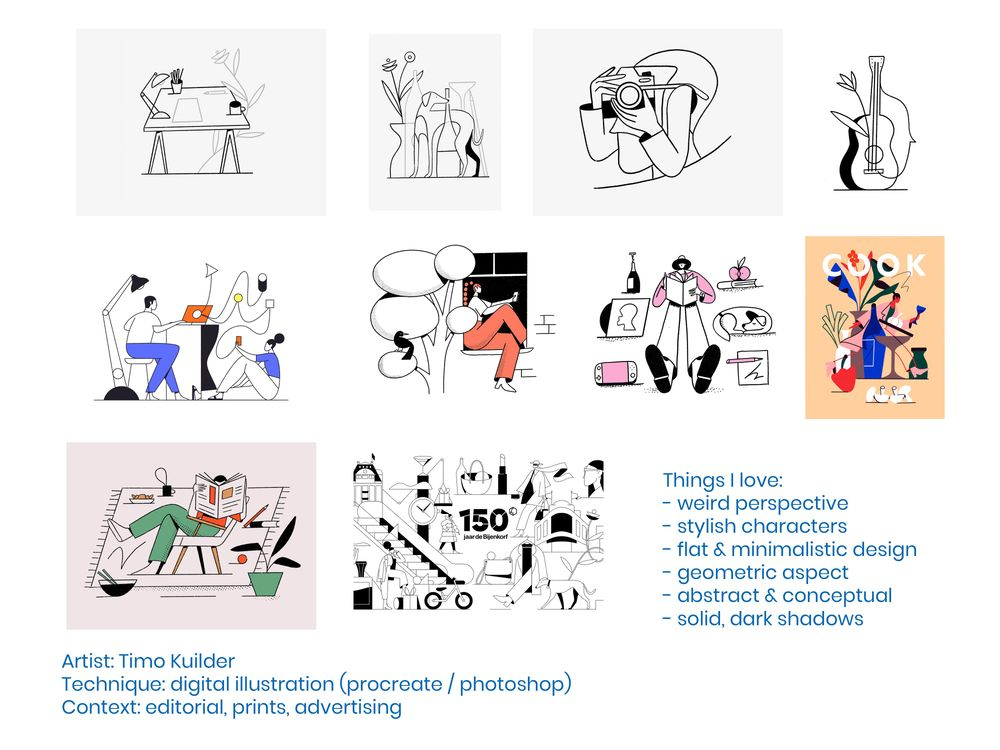 Alex Purcarea - The style class - image 3 - student project
