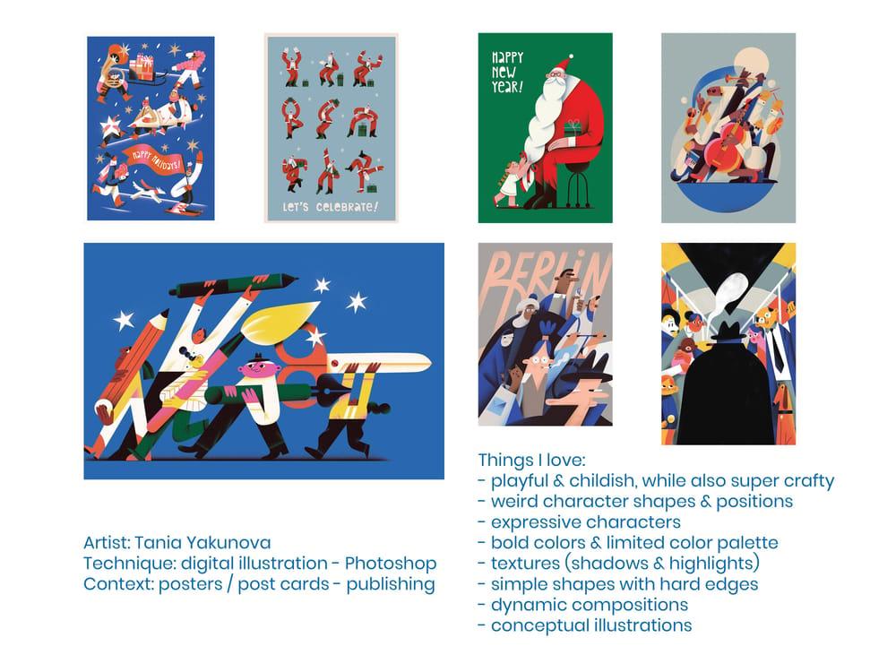 Alex Purcarea - The style class - image 1 - student project