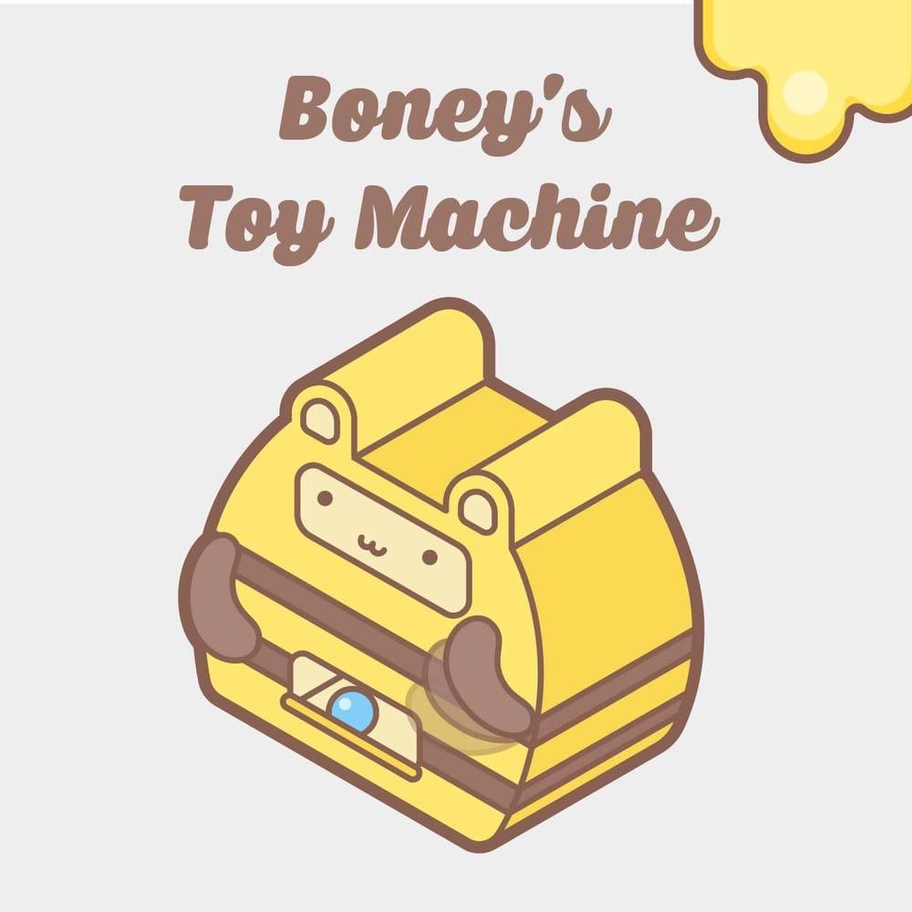 Boney's Toy Machine - image 2 - student project