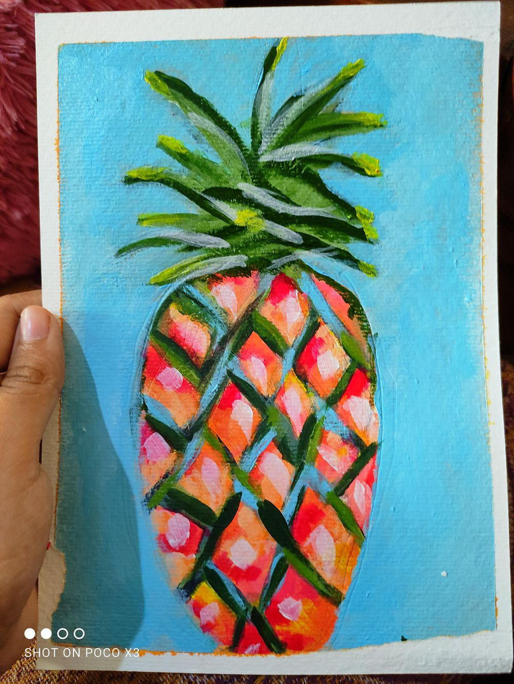 The fruitypineapple by me:D - image 1 - student project