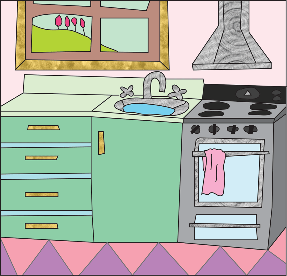 Shiny Kitchen - image 1 - student project