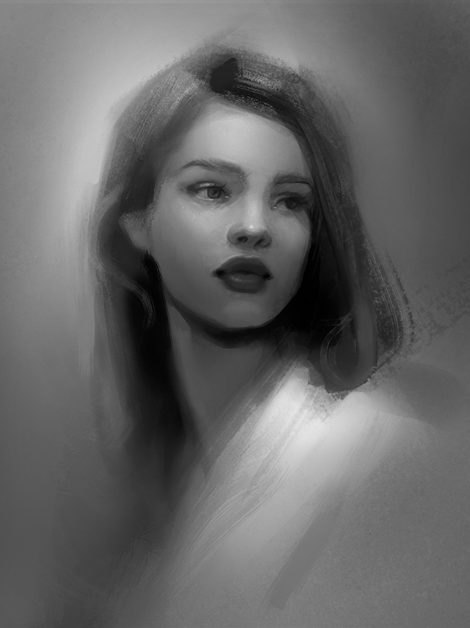 Digital Painting - image 7 - student project