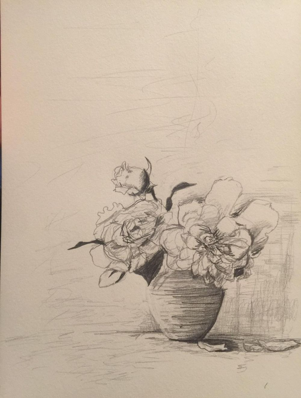 Exercise 1 - Pencil Study - image 1 - student project