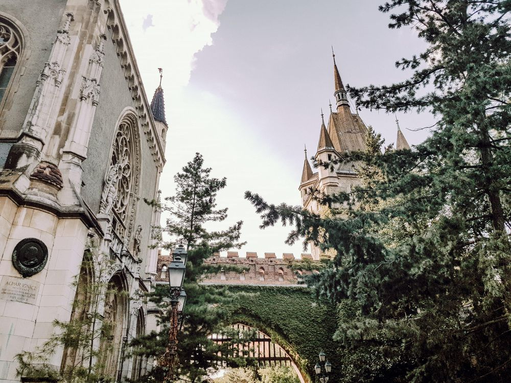 Summer in Budapest - image 4 - student project