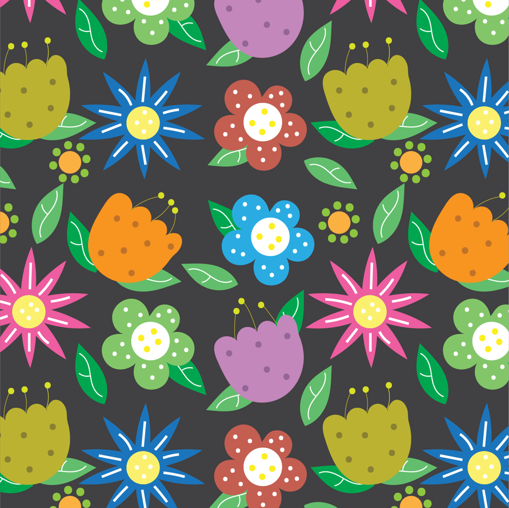 Citrus and Flowers - image 4 - student project