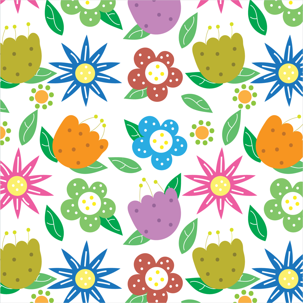 Citrus and Flowers - image 3 - student project