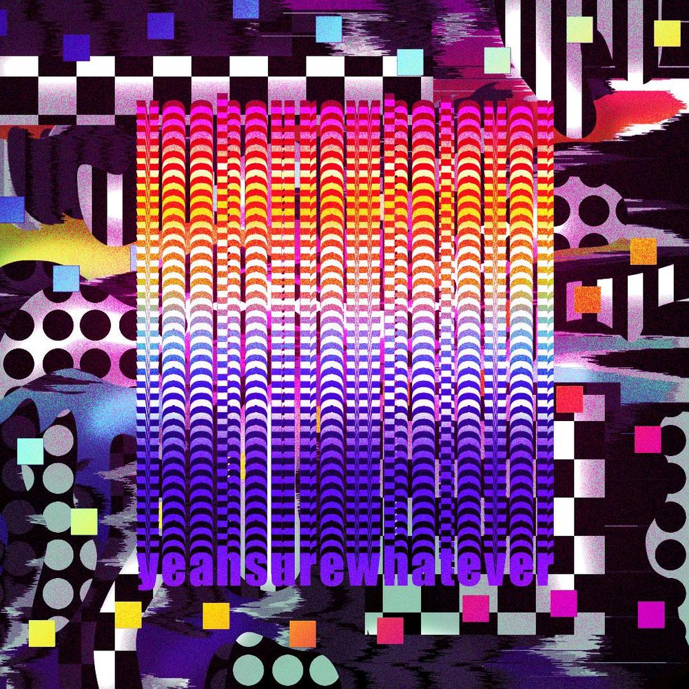 Retro Abstract Poster - image 1 - student project