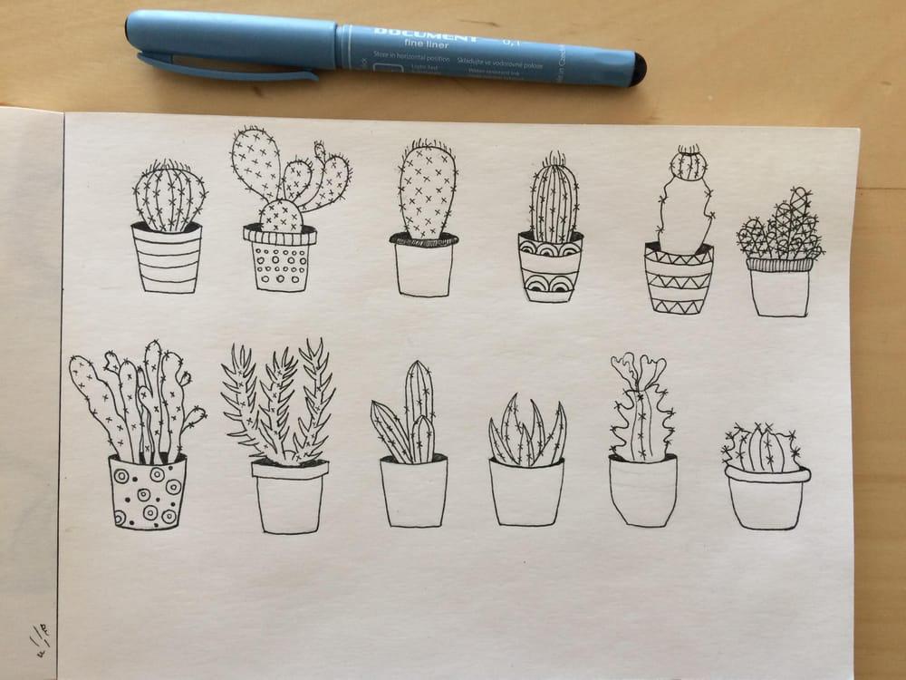 Cactus & Succulent Edition - image 1 - student project
