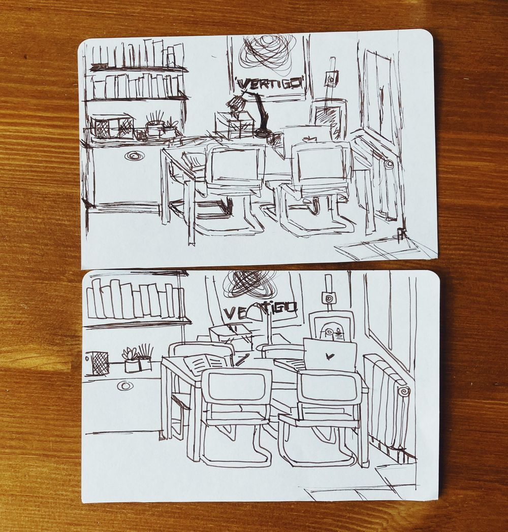 Tiny workplace - image 3 - student project