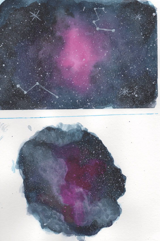 Starry Nights - image 1 - student project