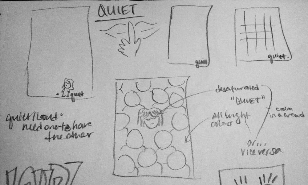 Quadrants. - image 2 - student project