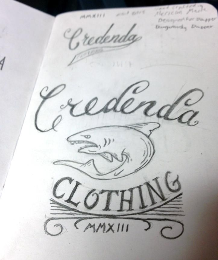 Credenda Clothing by Van Greener - image 39 - student project