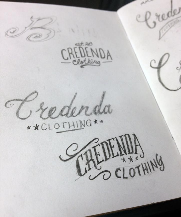 Credenda Clothing by Van Greener - image 38 - student project