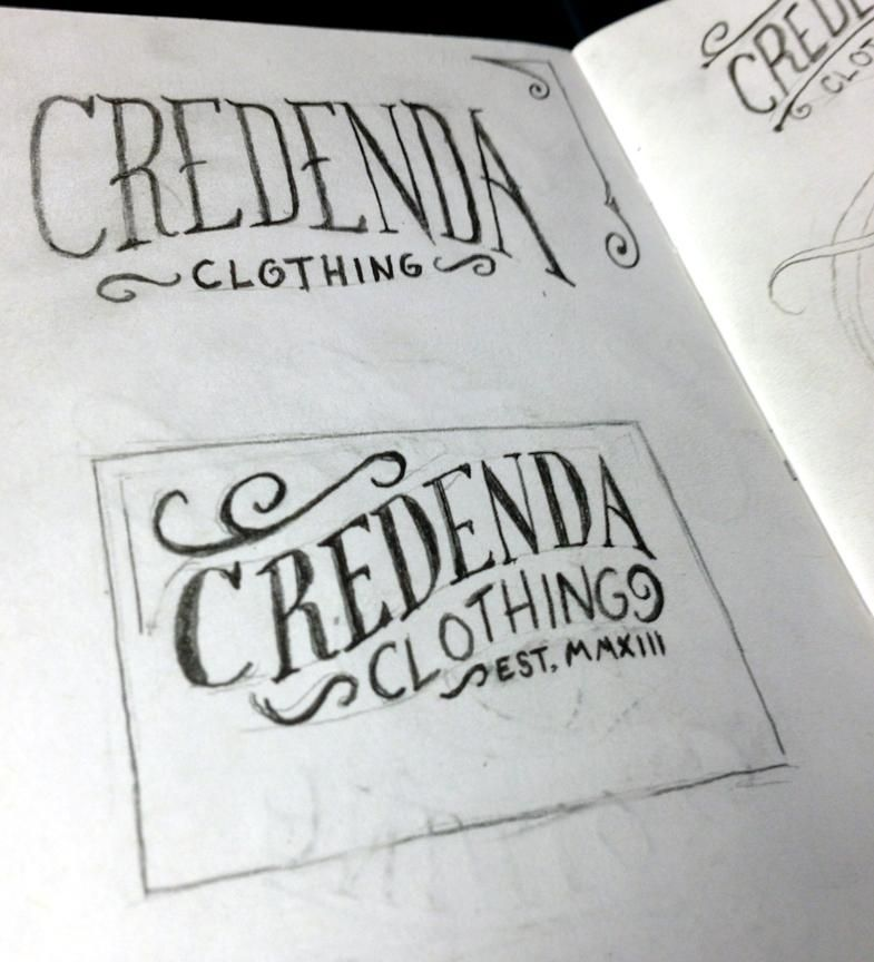 Credenda Clothing by Van Greener - image 40 - student project