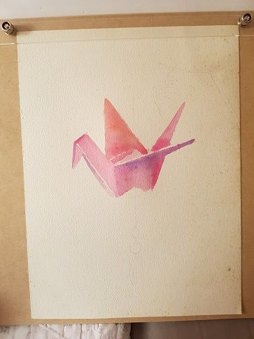 New watercolor class... Loving it! - image 2 - student project