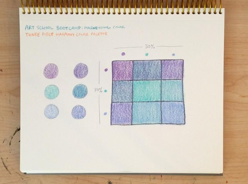 SAMPLE PROJECT: Color Palettes - image 4 - student project
