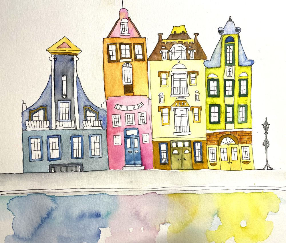 Whimsical Houses - image 1 - student project