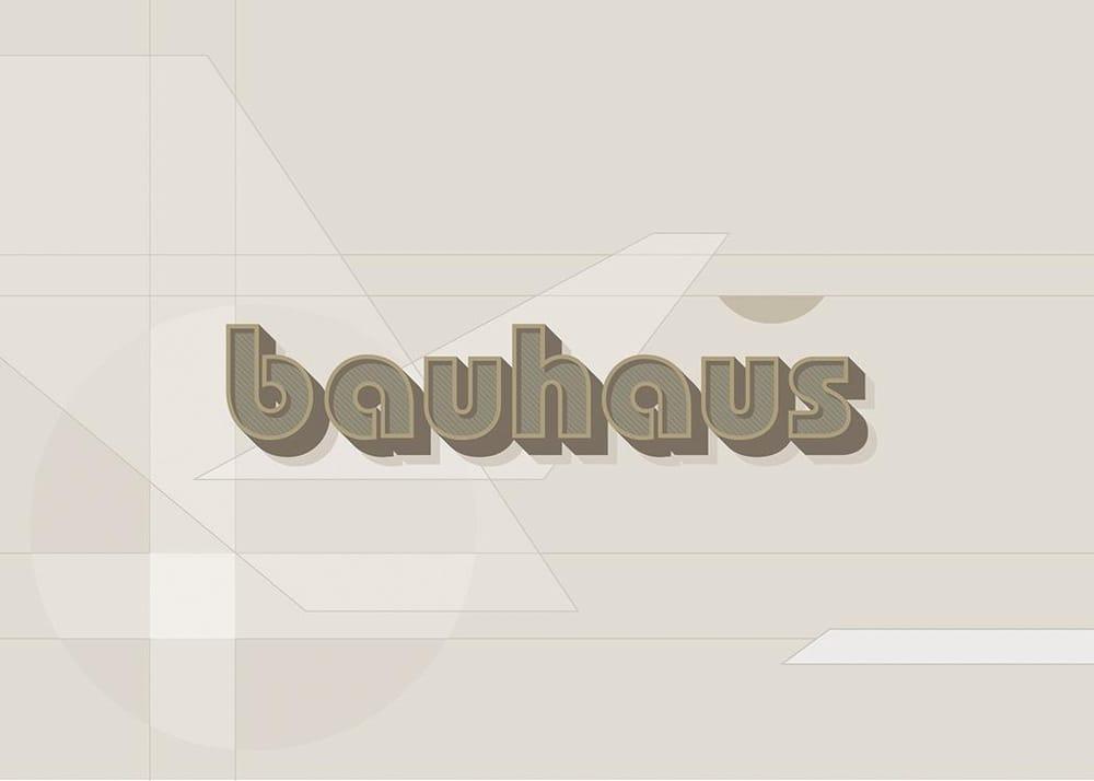Bauhaus - image 1 - student project