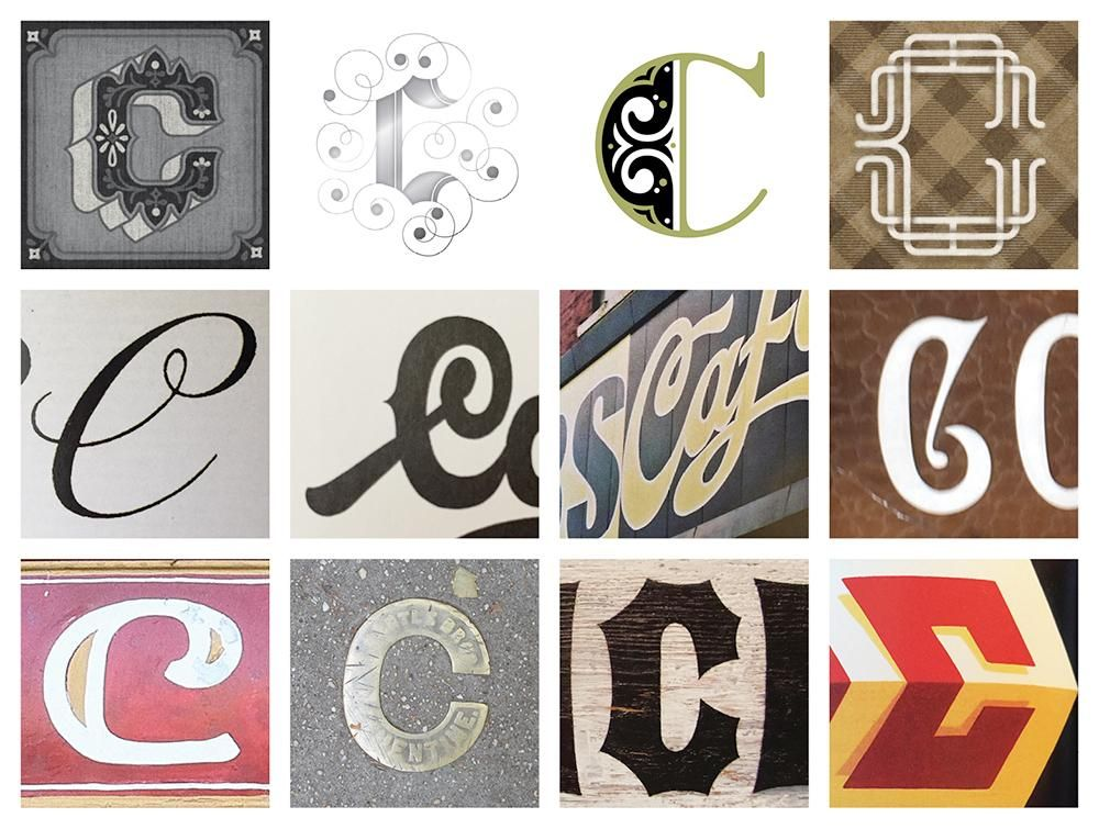 LC Monogram - image 2 - student project