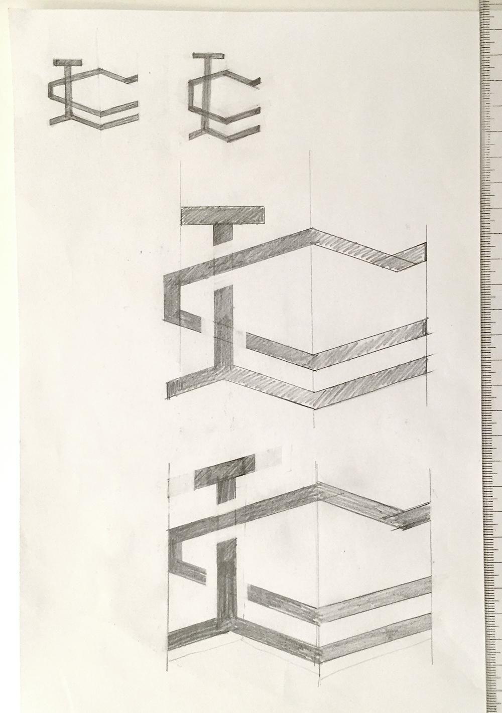 LC Monogram - image 8 - student project