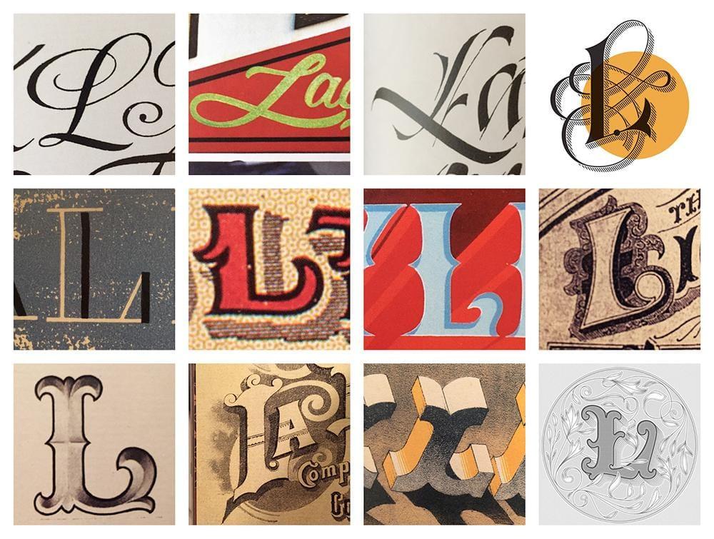 LC Monogram - image 1 - student project
