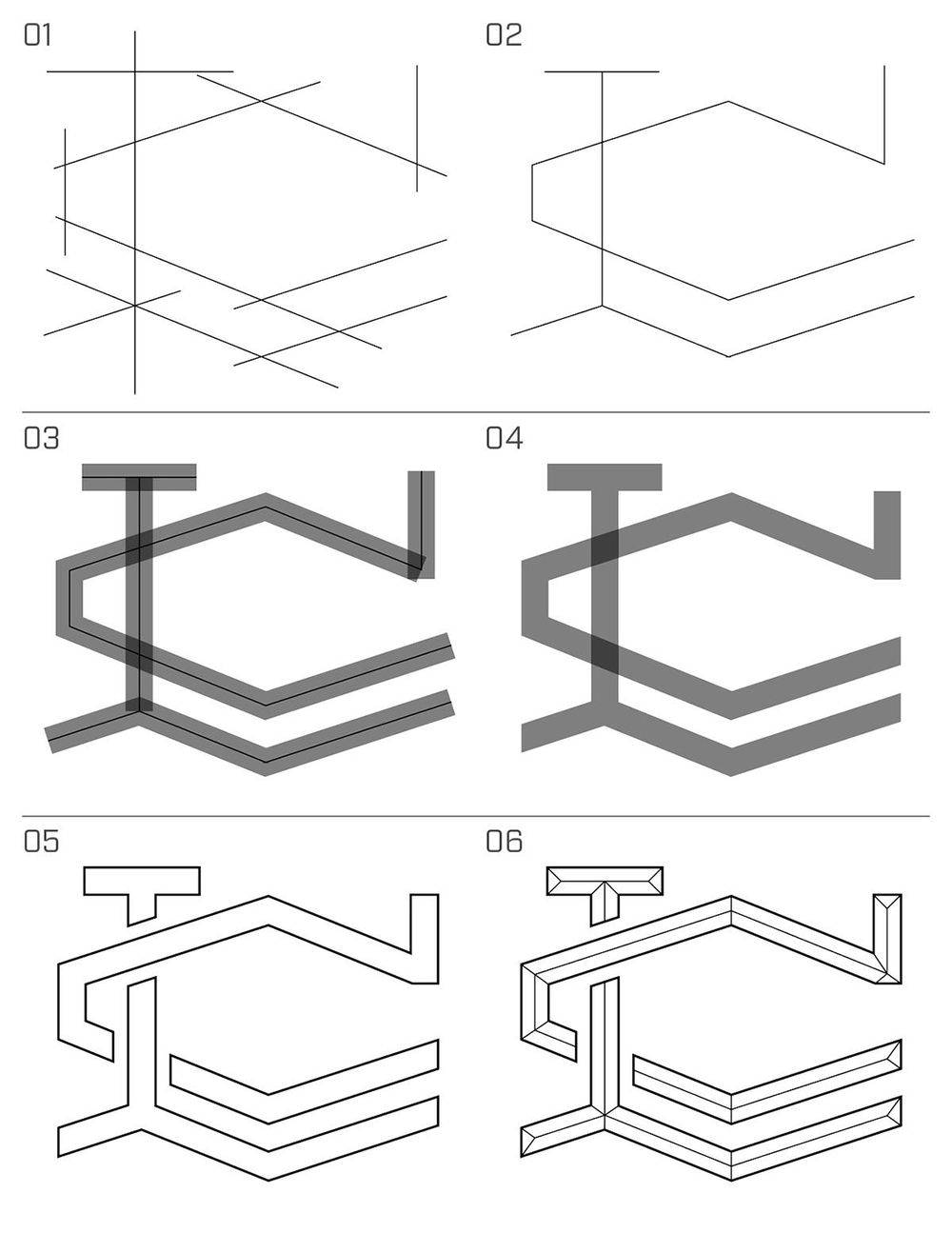 LC Monogram - image 11 - student project
