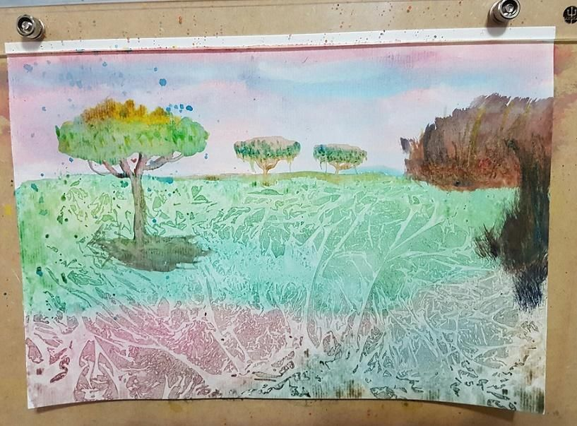 High grounds.. - image 1 - student project