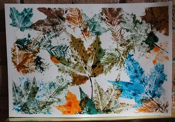 Round #2 to bring in the New Year....Maple Poppies... - image 4 - student project