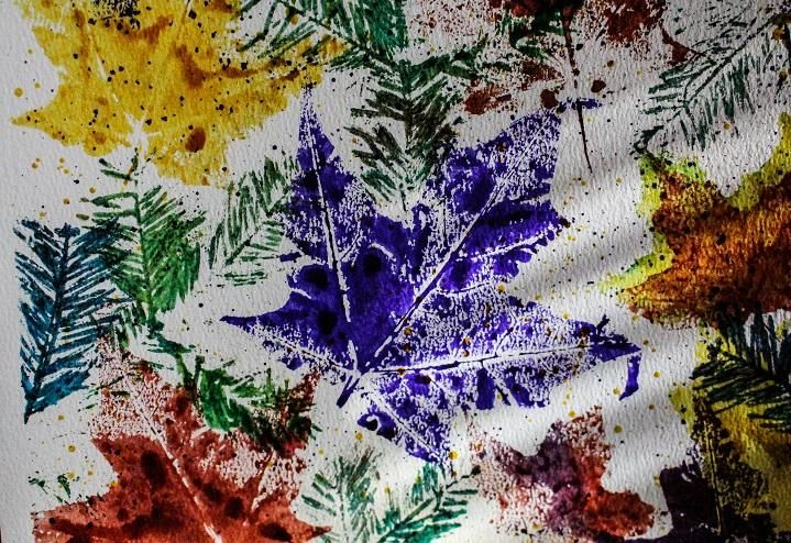 Round #2 to bring in the New Year....Maple Poppies... - image 5 - student project